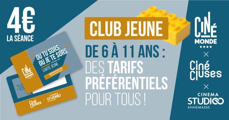CLUB JEUNES 6 - 11 ANS